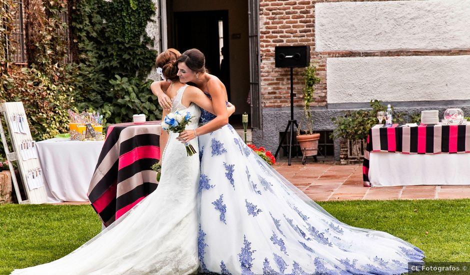 La boda de Silvia y Ana en Cubas De La Sagra, Madrid