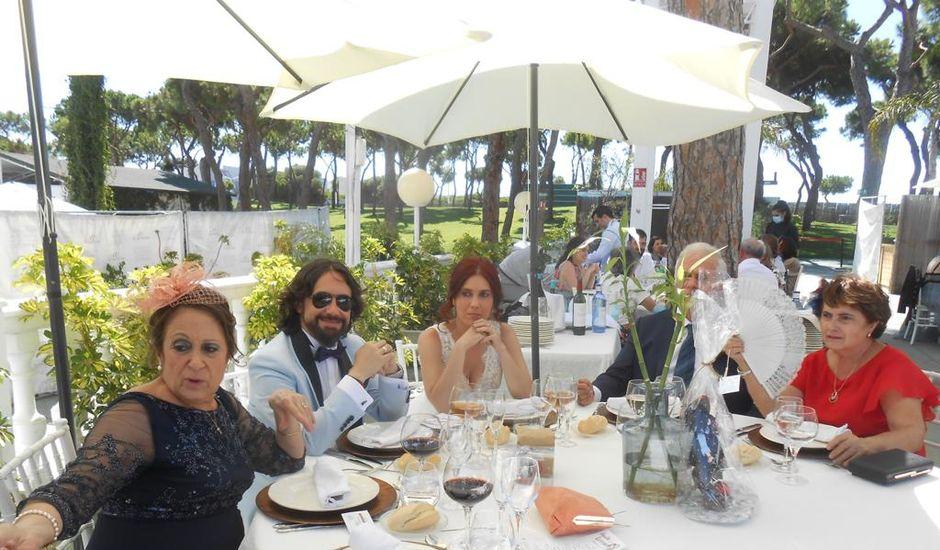 La boda de Germán y Paula en Huelva, Huelva