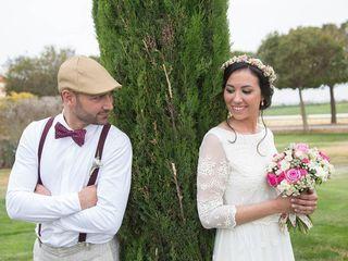 La boda de Mari y Adrián