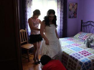 La boda de Rosa  y Iván  1