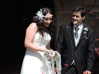 La boda de Rosa  y Iván