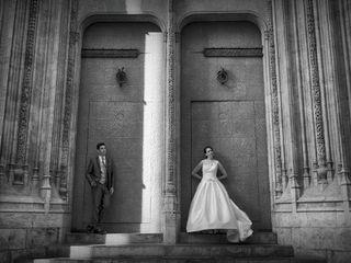 La boda de Clara y Dani