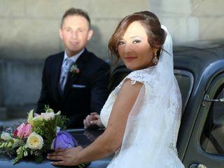 La boda de Sandra y Ioan