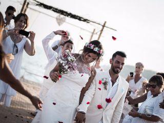 La boda de Paula y Abraham