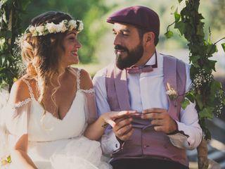 La boda de Mireia y Adrián