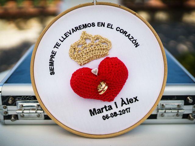 La boda de Àlex y Marta en Vilanova Del Valles, Barcelona 18