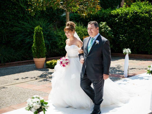 La boda de Àlex y Marta en Vilanova Del Valles, Barcelona 22