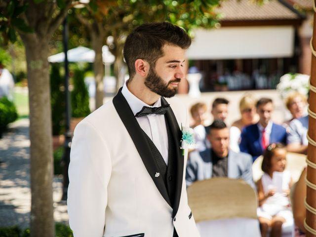 La boda de Àlex y Marta en Vilanova Del Valles, Barcelona 23