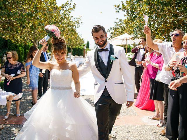 La boda de Àlex y Marta en Vilanova Del Valles, Barcelona 28