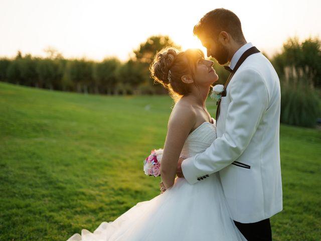 La boda de Marta y Àlex