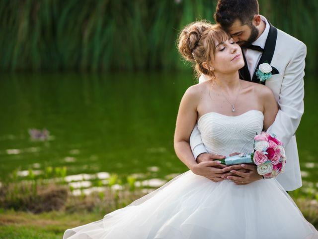 La boda de Àlex y Marta en Vilanova Del Valles, Barcelona 64