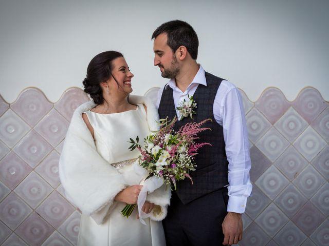 La boda de Sandra y Carles
