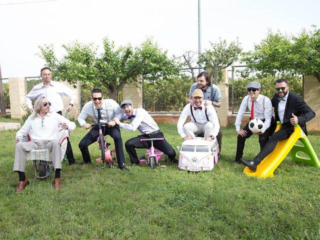 La boda de Adrián y Mari en Paiporta, Valencia 5