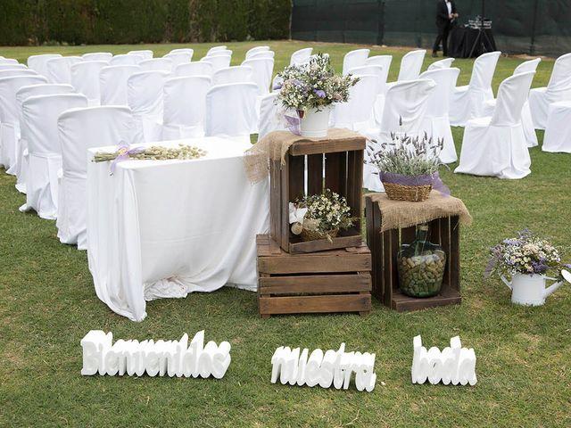 La boda de Adrián y Mari en Paiporta, Valencia 12