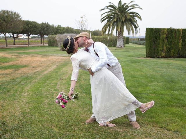 La boda de Adrián y Mari en Paiporta, Valencia 19