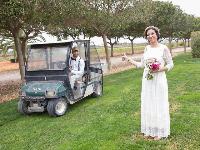 La boda de Adrián y Mari en Paiporta, Valencia 21