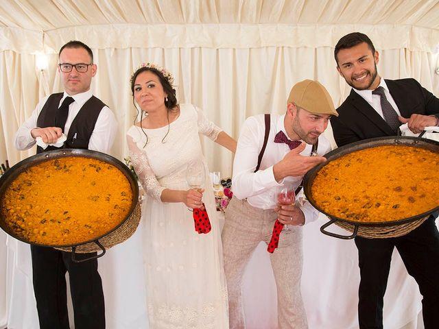 La boda de Adrián y Mari en Paiporta, Valencia 36
