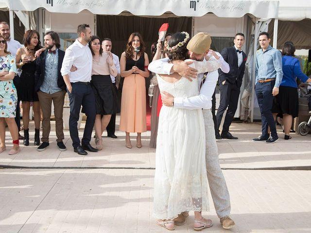 La boda de Adrián y Mari en Paiporta, Valencia 42