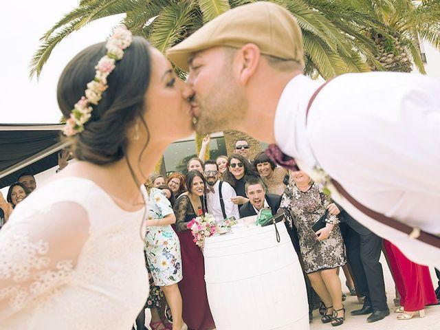 La boda de Adrián y Mari en Paiporta, Valencia 43