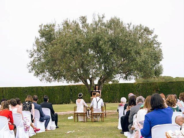 La boda de Adrián y Mari en Paiporta, Valencia 45