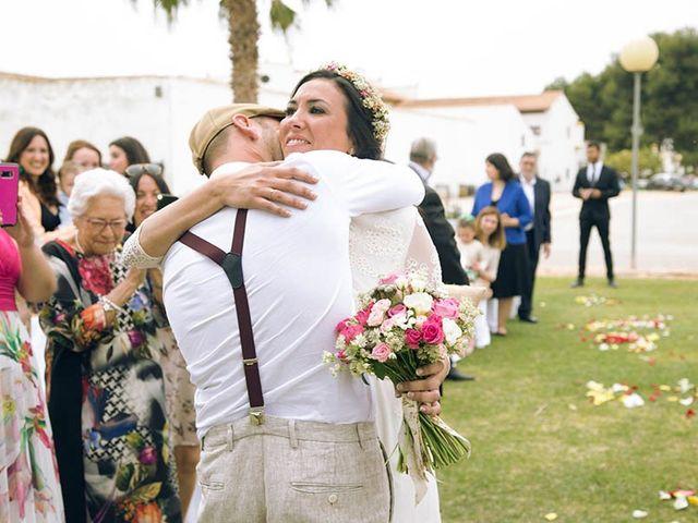 La boda de Adrián y Mari en Paiporta, Valencia 46