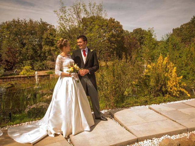 La boda de Belén y Fernado
