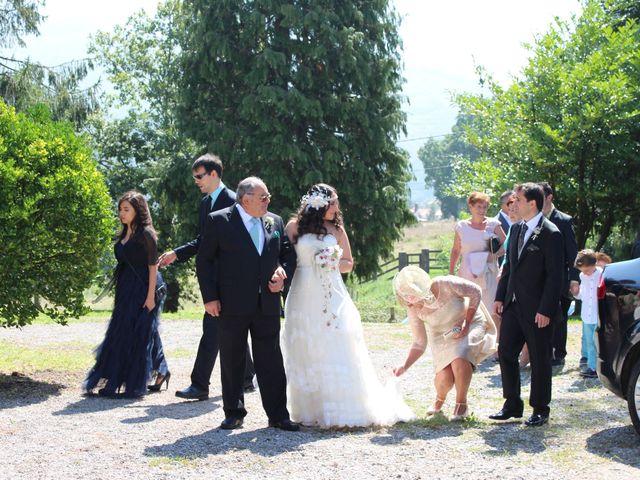 La boda de Iván  y Rosa  en Ucieda, Cantabria 4