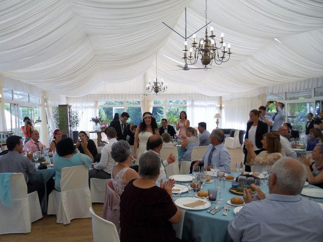 La boda de Iván  y Rosa  en Ucieda, Cantabria 15