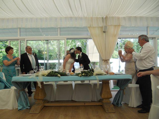 La boda de Iván  y Rosa  en Ucieda, Cantabria 16