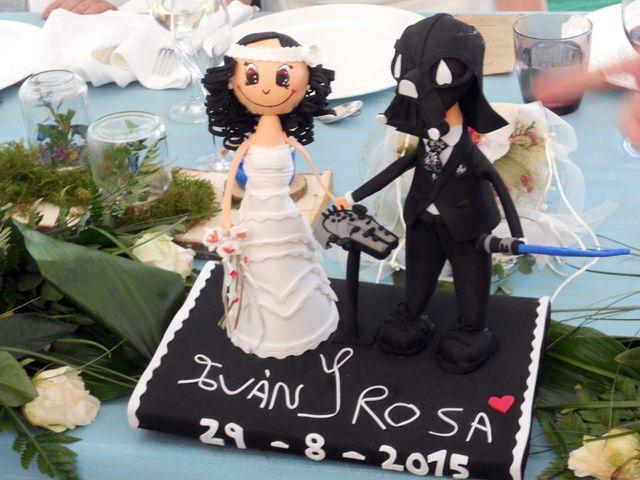 La boda de Iván  y Rosa  en Ucieda, Cantabria 19