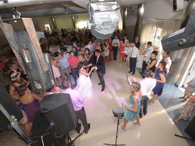 La boda de Fran y María en Orihuela, Alicante 12