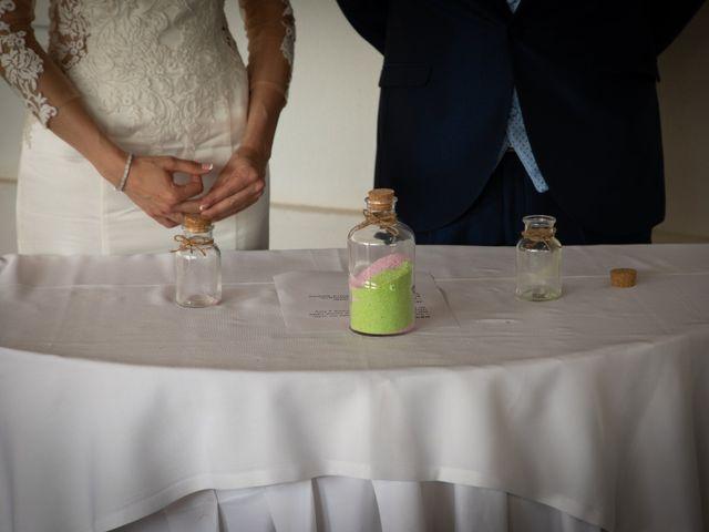 La boda de Jesús y Davinia en San Fernando, Cádiz 8