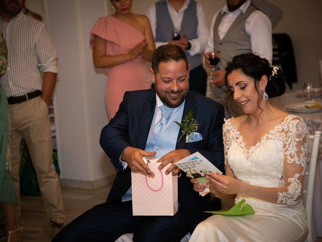 La boda de Jesús y Davinia en San Fernando, Cádiz 12