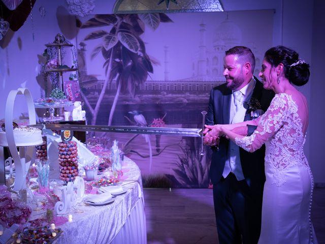 La boda de Jesús y Davinia en San Fernando, Cádiz 13