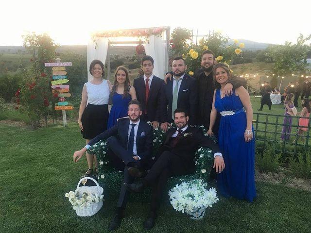La boda de David y María en San Agustin De Guadalix, Madrid 4