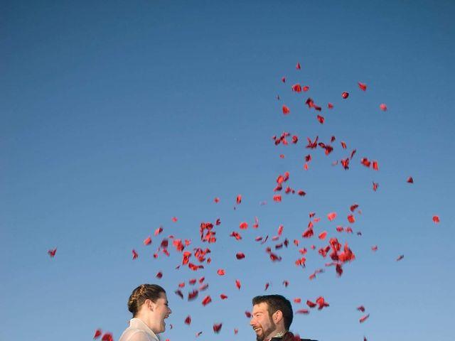 La boda de David y María en San Agustin De Guadalix, Madrid 8
