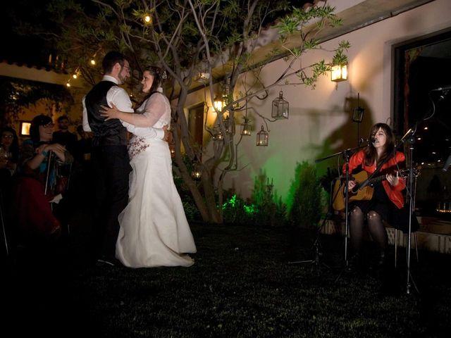 La boda de David y María en San Agustin De Guadalix, Madrid 2