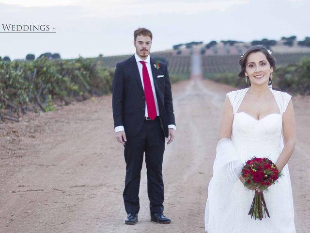 La boda de Marcos y Pilar en Valdepeñas, Ciudad Real 3