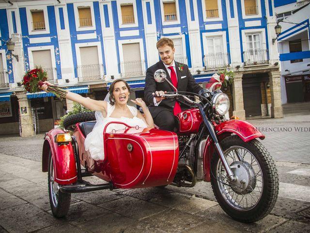 La boda de Marcos y Pilar en Valdepeñas, Ciudad Real 15
