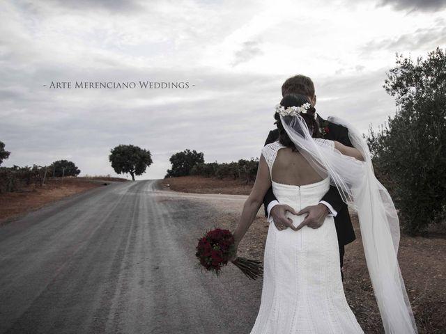La boda de Marcos y Pilar en Valdepeñas, Ciudad Real 1