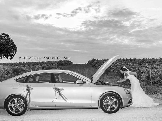 La boda de Marcos y Pilar en Valdepeñas, Ciudad Real 21