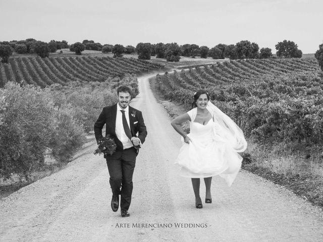 La boda de Marcos y Pilar en Valdepeñas, Ciudad Real 24