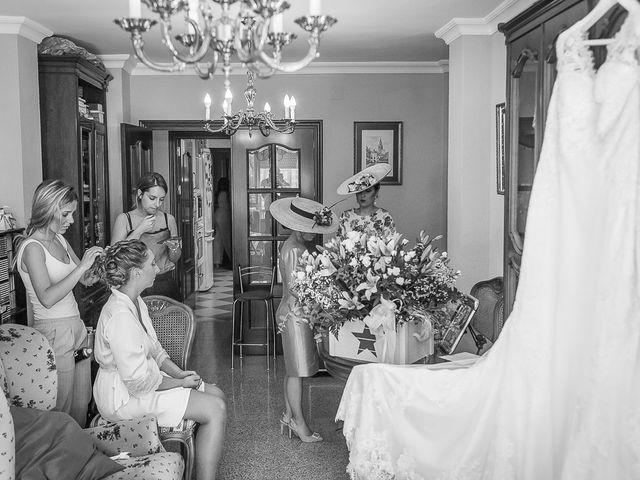 La boda de Iván y Ana María en Villanueva Del Ariscal, Sevilla 12