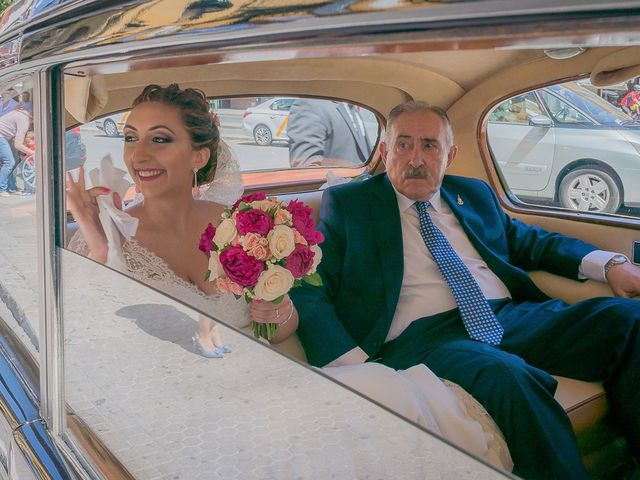 La boda de Iván y Ana María en Villanueva Del Ariscal, Sevilla 20