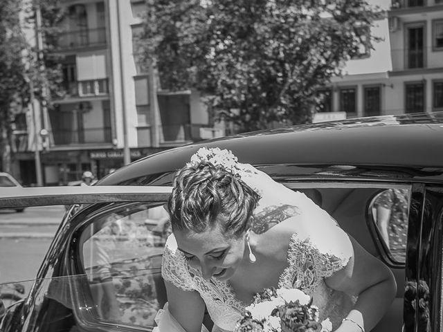 La boda de Iván y Ana María en Villanueva Del Ariscal, Sevilla 21