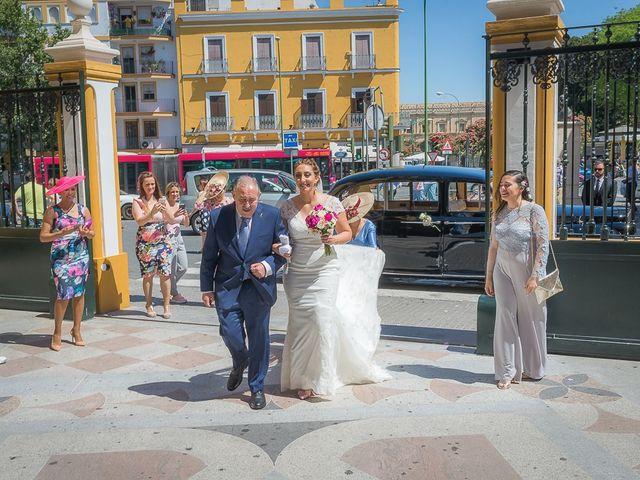 La boda de Iván y Ana María en Villanueva Del Ariscal, Sevilla 22