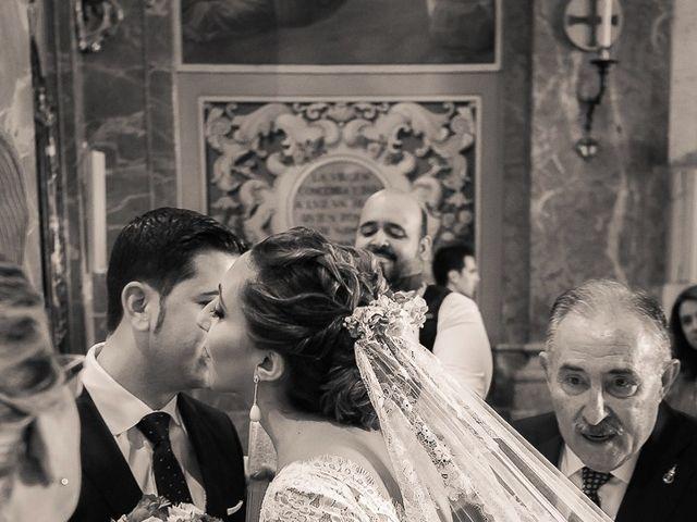 La boda de Iván y Ana María en Villanueva Del Ariscal, Sevilla 23