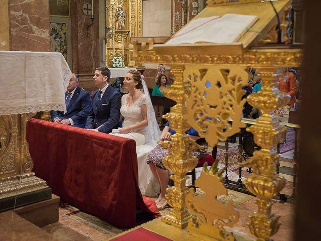 La boda de Iván y Ana María en Villanueva Del Ariscal, Sevilla 24