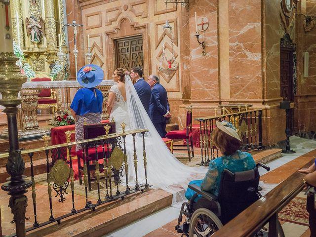 La boda de Iván y Ana María en Villanueva Del Ariscal, Sevilla 26