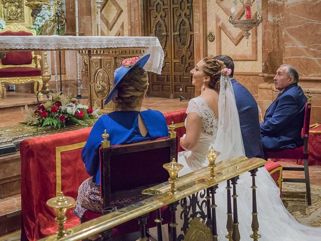 La boda de Iván y Ana María en Villanueva Del Ariscal, Sevilla 27